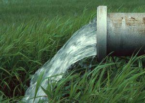 آزمایش PH آبی که با استفاده از آن زمین را آبیاری می کنید